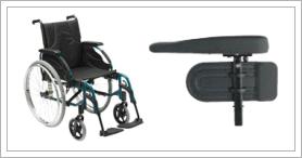 Action 3 Manual Wheelchair