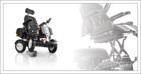 Four X Urban Wheelchair