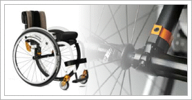 Helium Manual Wheelchair