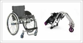 Kuschall K4 Wheelchair