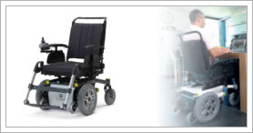 Luca Electric Wheelchair