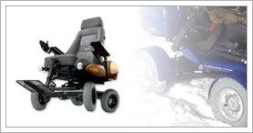 Four X Wheelchair