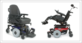 QUANTUM Q610 Wheelchair