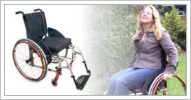 Rxs Folding Wheelchair