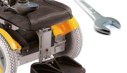 Wheelchairs Repair Service