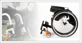 Xenon Folding Wheelchair