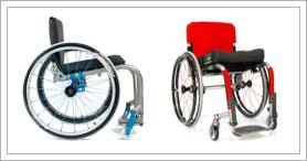 Tilite Zra Manual Wheelchair